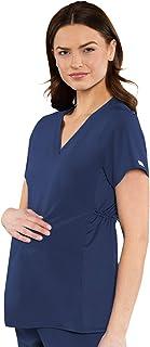 Women's Maternity Scrub Top