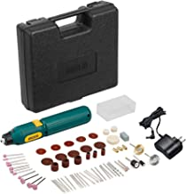 URCERI Rotary Tool Kit 3.7V 2000 mAH Rechargeable Battery,60pcs Cordless Rotary Tool 12000 rpm Polishing Engraving Rust Removal Cutting Grinding Perfect Choice for Crafting Projects and DIY Creations