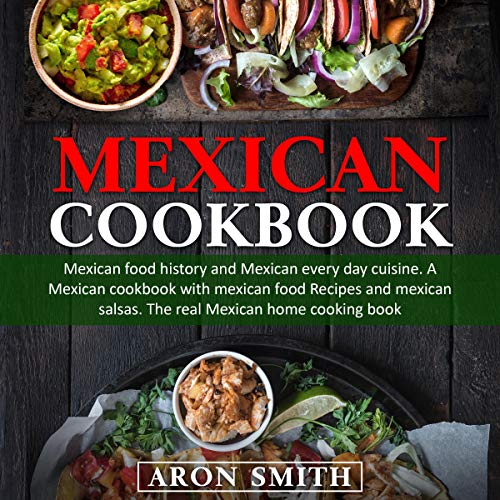 Mexican Cookbook  By  cover art