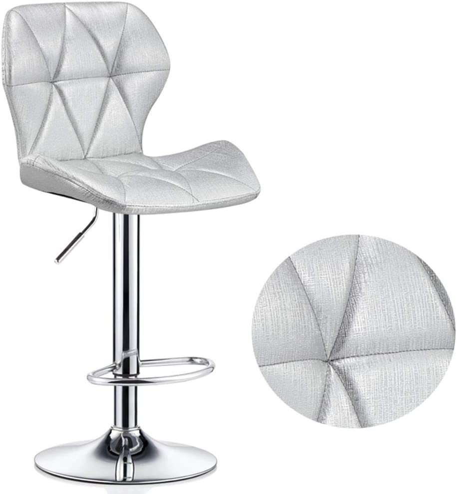 OFFicial store Adjustable Swivel Bar Stool Great interest with High B Height Pub Counter Back