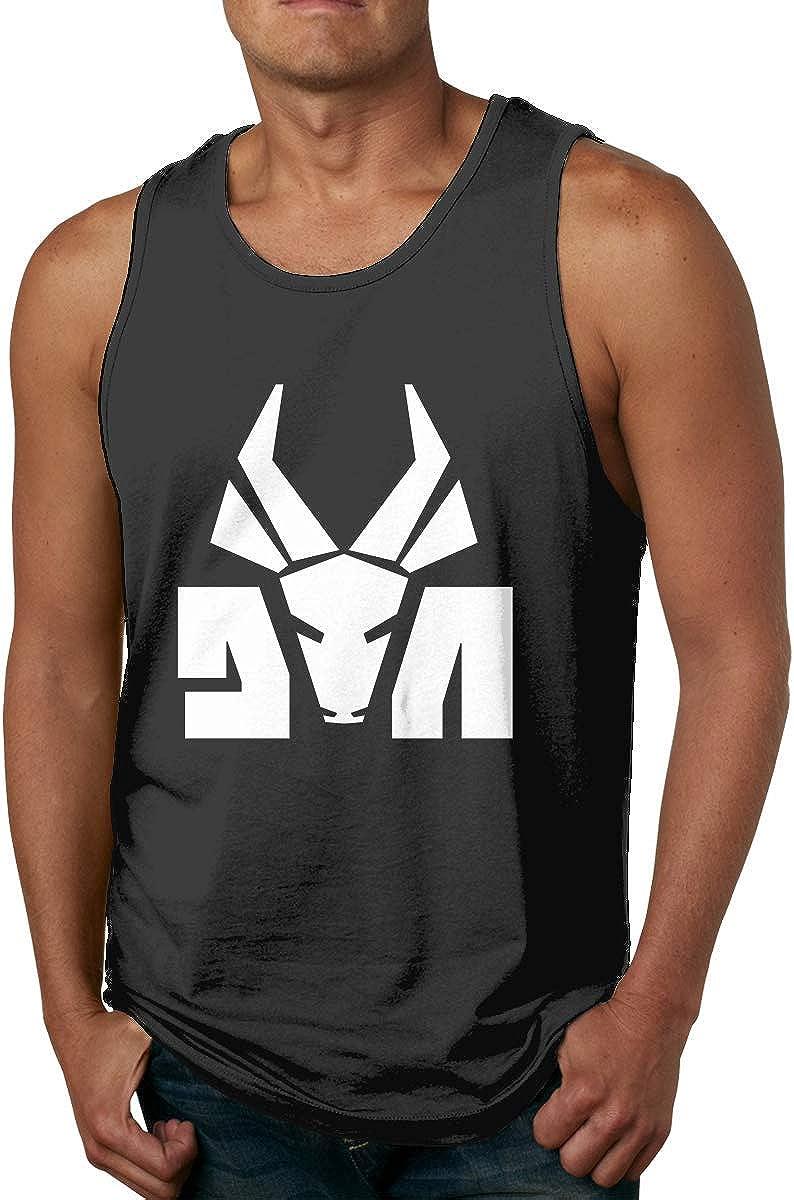 Hengtaichang Die Antwoord Logo Tank Top Men Workout Gym ...