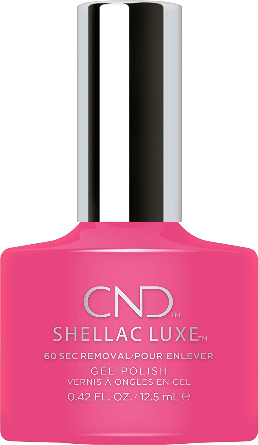 容疑者転用ページェントCND Shellac Luxe - Pink Bikini - 12.5 ml / 0.42 oz