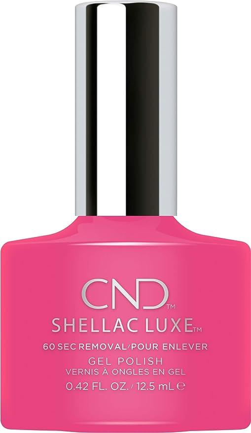 おとうさん額空のCND Shellac Luxe - Pink Bikini - 12.5 ml / 0.42 oz