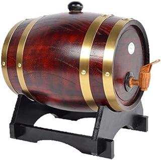 ワイン樽 オーク・バレル ワインオークバレル ワインサーバー 貯蔵用 貯蔵ワイン 木製ワイン樽 蛇口付き 高級ワイン ブランデー ウィスキー テキーラ 保存容器 1.5L/3L 木製 宴会 店舗 居酒屋 パーティー 結婚式などに適用