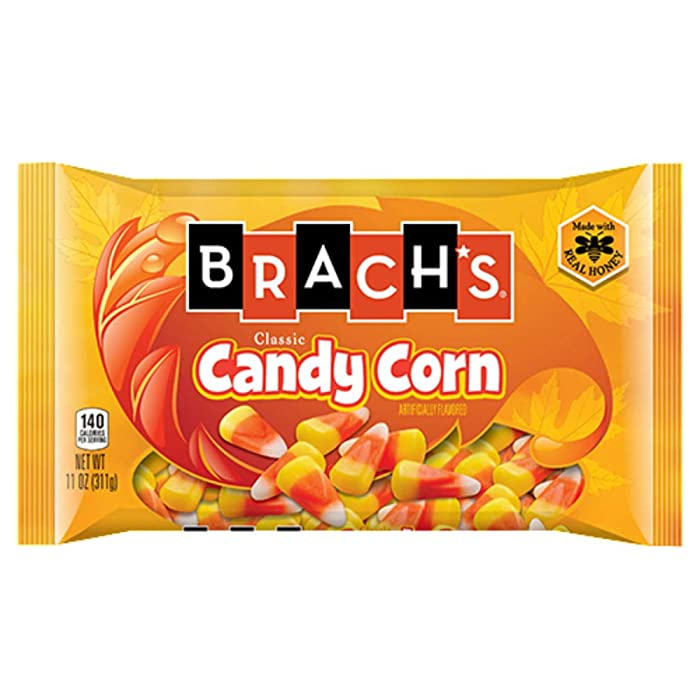 The Best Brachs Caramel Apple Flavored Candycornn