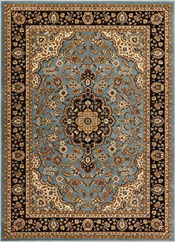 light blue carpet runner - 8