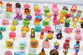 2016 Random Lot of 50PCS Shopkins of Season 1 2 4 All different Loose Shopkins