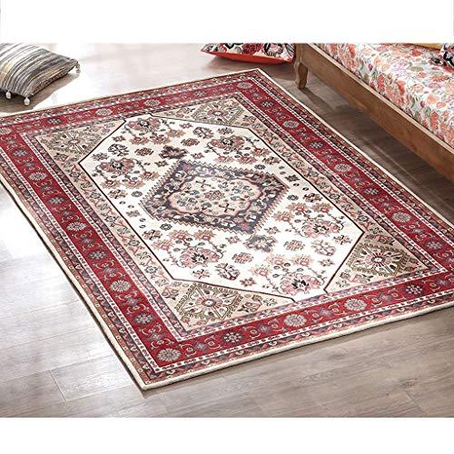 Ultraweiche Moderne Innenteppiche Schlafzimmer-Teppiche Boden-Matte, dauerhafte Bereichs-Wolldecken, Anti-Verunreinigung rutschfest, Wohnzimmer-beiläufiger lebender Teppich Area Rug