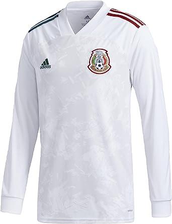 adidas GC7942 Mexico FMF 2020 Away JSY LS