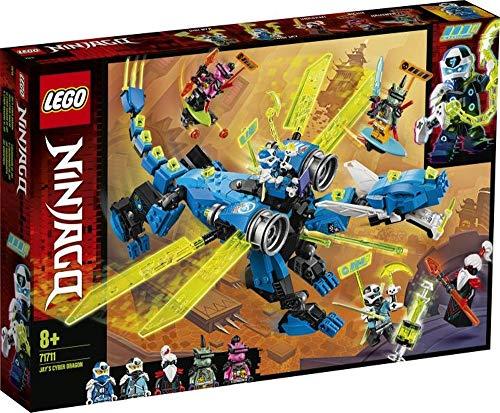 wow Lego® NINJAGO Jays Cyber-Drache