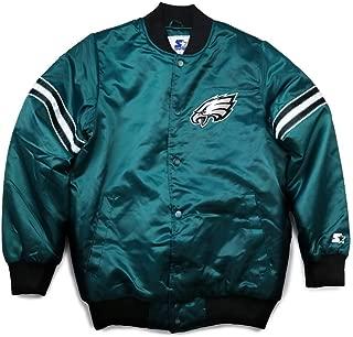 Best philadelphia eagles throwback starter jacket Reviews