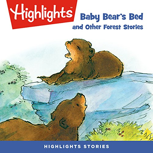 Baby Bear's Bed and Other Forest Stories copertina