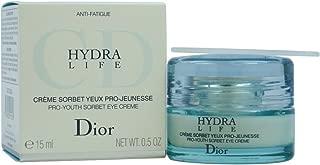 Dior Hydra Life Pro-Youth Sorbet Eye Creme , 0.5 oz