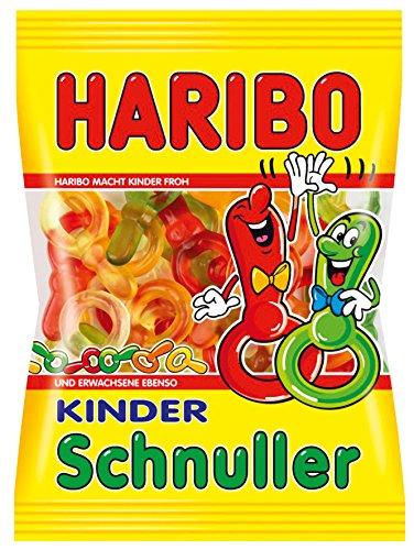 Haribo Schnuller , 10er Pack (10 x 200 g)