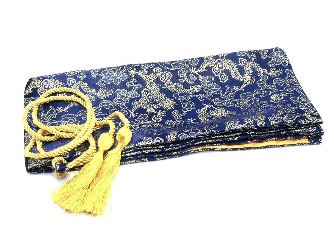 哲学的アパート土器(Aideaz) 本格 上質 刀袋 裏地 房紐 付き 模造刀 木刀 日本刀 竹刀 などの 保管 ディスプレイ 持ち運び に
