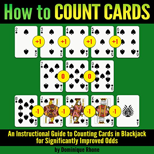 How to Count Cards audiobook cover art