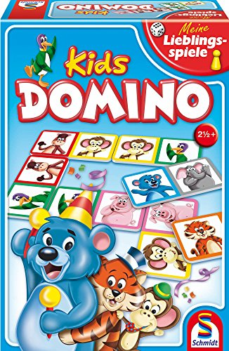 Spel: Kids domino