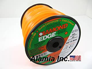 diamond edge strimmer line