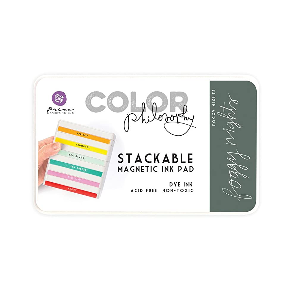 Prima Marketing Color Philosophy- Foggy Nights