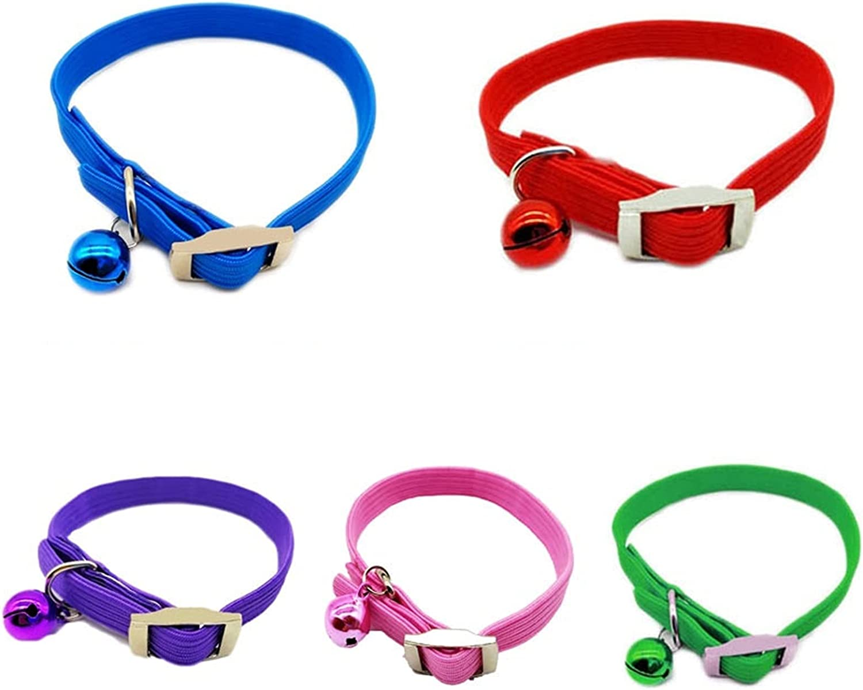 HYMD Dog Collar 12 pcs lot 134.5cm Rare Regular store Bell Cat for Sent