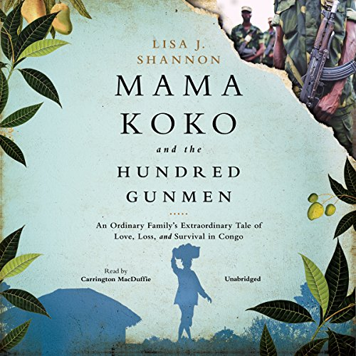 Mama Koko and the Hundred Gunmen cover art