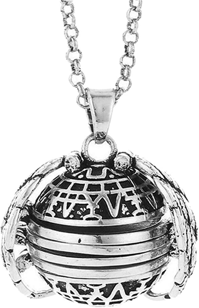 Excellence Locket Unisex Hollow Wings Expanding Pendan Photo Ball Max 86% OFF 4
