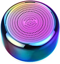 Nologo YGQYX Portable Bluetooth Speaker Built-inMicrophone Aluminium Alloy Body Mini Speaker Wireless Bluetooth 4.2 Mp3 Mu... photo