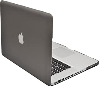 Lilware Smooth Touch Ultra Slim Matte Hard Plastic Case for 15.4 inch MacBook Pro 2nd Generation Model: A1286. Grey / Sem...
