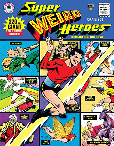 Super Weird Heroes Vol. 1: Outrageous But Real (English Edition)