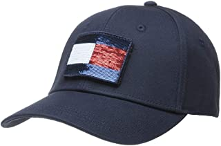 Tommy Hilfiger Aw0Aw06182 Swap Patch Cap for women in Navy Blue, Size:One size
