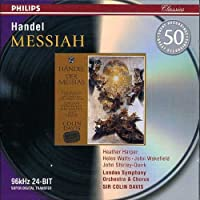 Messiah by HARPER / WATTS / WAKEFIELD / LONDON SYM ORCH / DAVIS (2007-06-12)