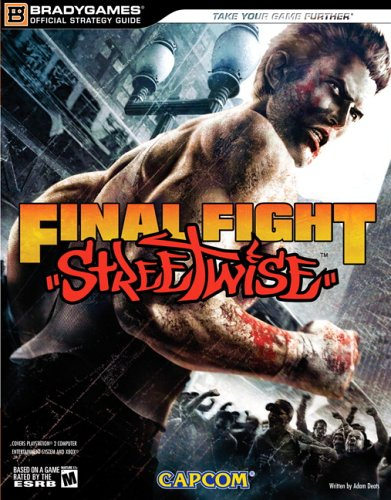 Final Fight: Streetwise: Official Strategy Guide