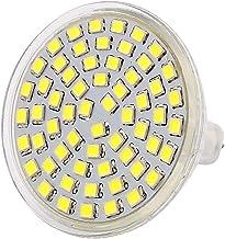 X-DREE 220V 6W MR16 2835 SMD 60 LEDs LED Bulb Light Spotlight Down Lamp Lighting White (4daf4fa6-a222-11e9-8d7c-4cedfbbbda4e)