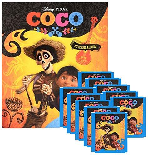 CAGO - Sammelsticker, Größe 1 Album + 10 Tüten