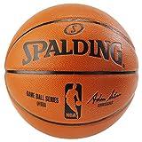 Spalding NBA Indoor/Outdoor Replica Game Ball [並行輸入品]
