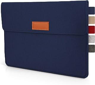 sølmo I surfplatta väska skal 7 – 8 tum filt I universal för iPad, Samsung, Huawei I iPad Sleeve & surfplatta skyddshölje