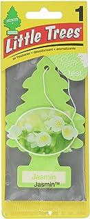 Little Tree Card Jasmine Air Freshener, Multi-Colour, 10433