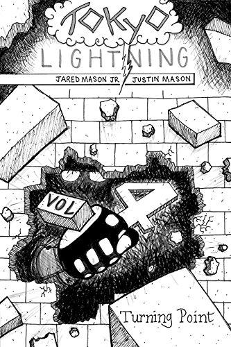 Tokyo Lightning Volume 4: Turning Point (English Edition)