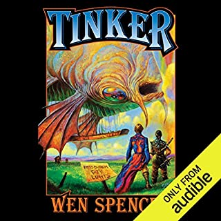 Tinker     Elfhome, Book 1              By:                                                                                                                                 Wen Spencer                               Narrated by:                                                                                                                                 Tanya Eby                      Length: 13 hrs and 32 mins     690 ratings     Overall 4.2
