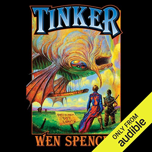 Tinker audiobook cover art