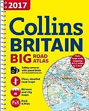 2017 Collins Big Road Atlas Britain (Collins Britain Big Road Atlas)