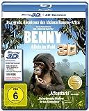 Benny - Allein im Wald (Prädikat: Wertvoll) [3D Blu-ray + 2D Version] - -