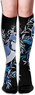 Beautiful Bird Women's Fashion Knee High Socks Casual Socks 50cm