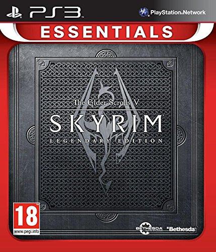 The Elder Scrolls V : Skyrim Edition Legendary  [Edizione: Francia / Gioco giocabile in italiano]