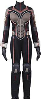 Ant-Man and The Wasp Halloween Cosplay Costume Superhero Women Jumpsuit