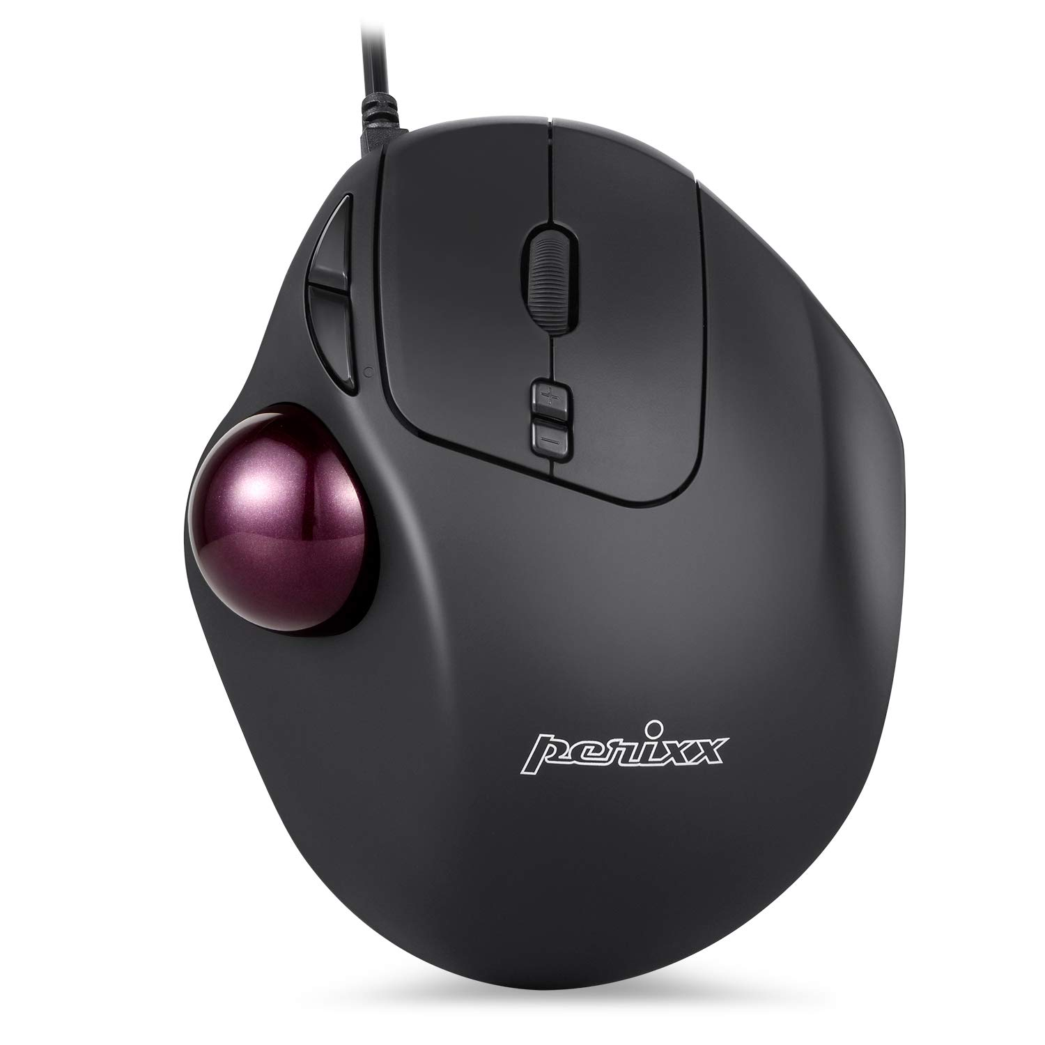 Perixx PERIMICE 517 Wired Ergonomic Trackball