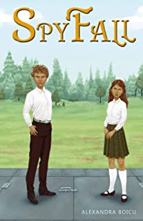 SpyFall (Chase Hunter) (Volume 1)