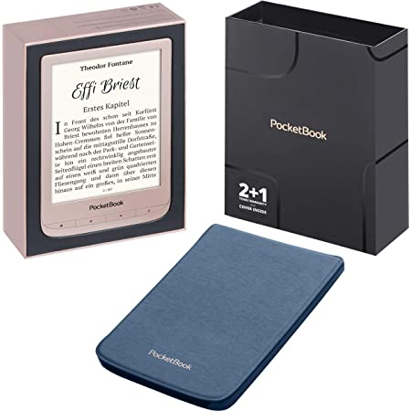 Pocketbook E Book Reader Touch Lux 4 Limited Edition Elektronik