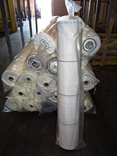 Dewitt White Woven Landscape Fabric Weed Barrier 3 Ft X 300 Ft