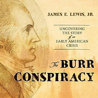 The Burr Conspiracy cover art